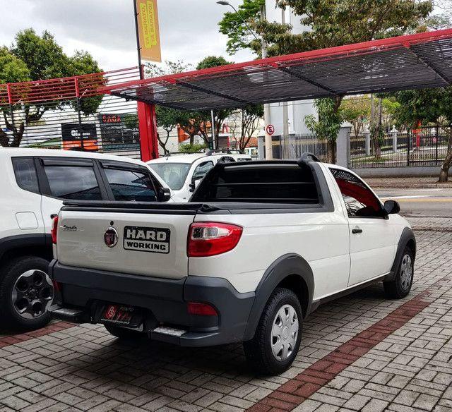 ML- Fiat Strada 1.4 Hard working 2020! - Foto 5