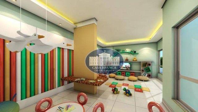 Apartamento com 2 dormitórios à venda, 84 m², lazer completo - Parque das Paineiras - Biri - Foto 19