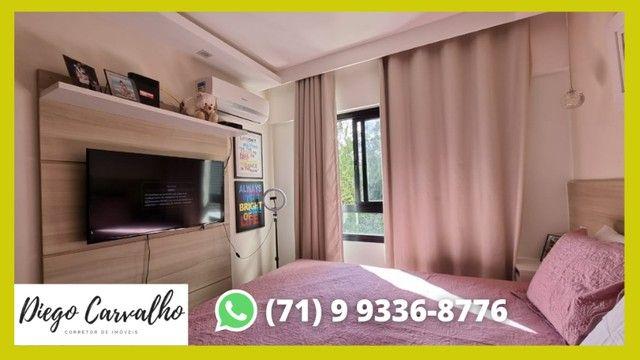 Apartamento em Patamares, 2 quartos e com suíte - Bosque Patamares (R3) - Foto 9