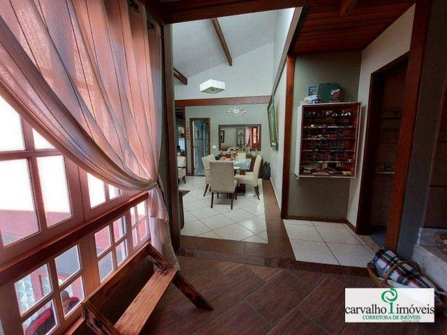 Casa com 4 dormitórios à venda, 250 m² por R$ 680.000,00 - Barra do Imbuí - Teresópolis/RJ - Foto 14
