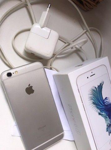 Iphone 6s Prata 16gb - Foto 2