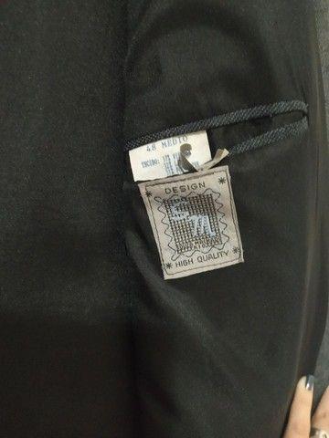 Vendo terno e gravata super conservados. - Foto 4