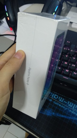 Xiaomi Redmi Note 8 Dual Sim 64 Gb Space Black 4 Gb Ram (Lacrado na Caixa) - Foto 4