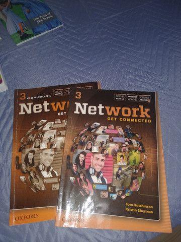 Livros  modulos 3 e 4 inglês Oxford - Foto 2