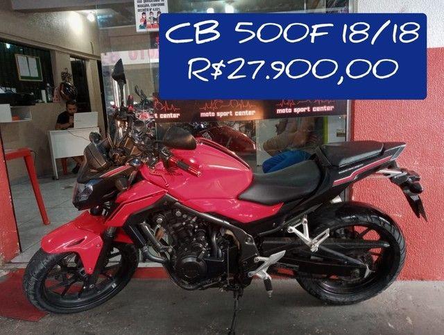 CB 500F