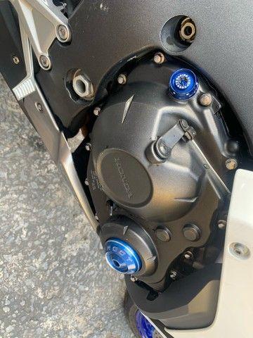 CBR 1000 RR Fireblade Impecável  - Foto 13