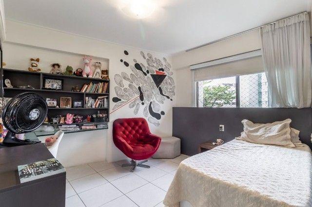 Apartamento com 4 quartos à venda, 172 m² por R$ 1.350.000 - Boa Viagem - Recife/PE - Foto 9