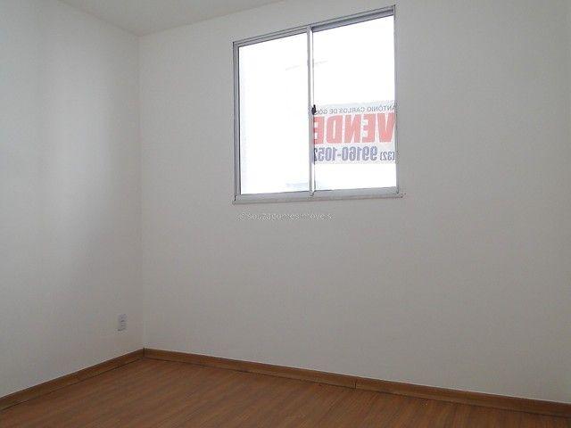 Apartamento à venda com 2 dormitórios em Nova califórnia, Juiz de fora cod:5093 - Foto 6