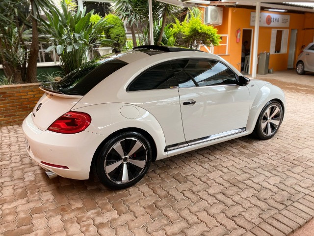 VW Fusca 2.0 TSi Turbo Manual 2013 + Teto, cheio de upgrades, 390 hp Rocket! - Foto 13