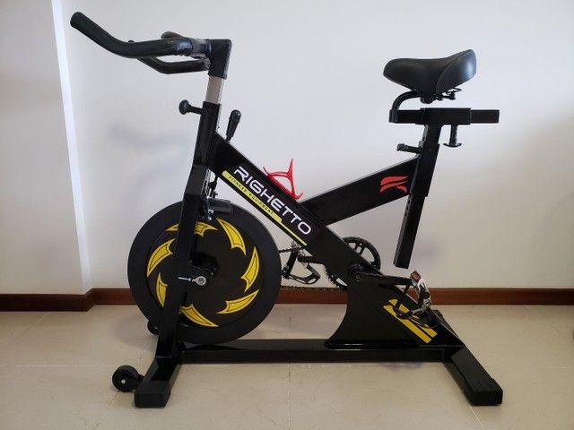 Bicicleta Spining RIGHETTO - Foto 5