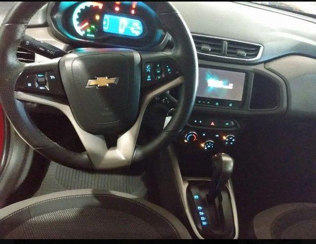 Chevrolet Prisma 1.4Ltz Auto  passo financiamento - Foto 5