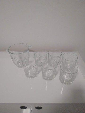 Copos Whisky 6 unidades + 1 Balde de Gelo - Foto 3