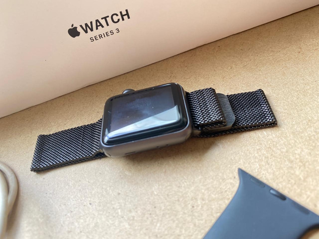 Apple Watch, série 3, 38 - Foto 3