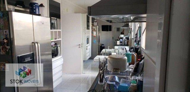 Apartamento com 4 dormitórios para alugar, 164 m² por R$ 5.500/mês - Tatuapé - São Paulo/S - Foto 7