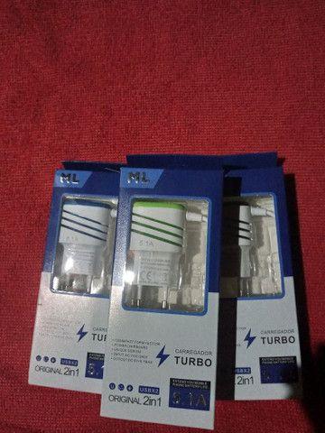 Carregador Turbo 5.1A  - Foto 3