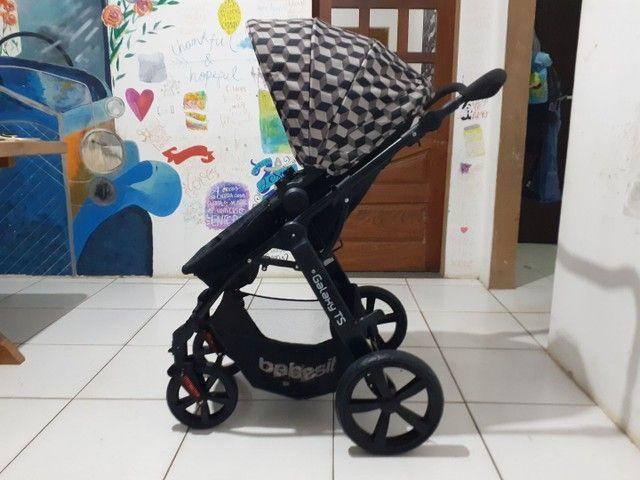 Carrinho de bebê Galaxy TS SEMI NOVO UNISSEX