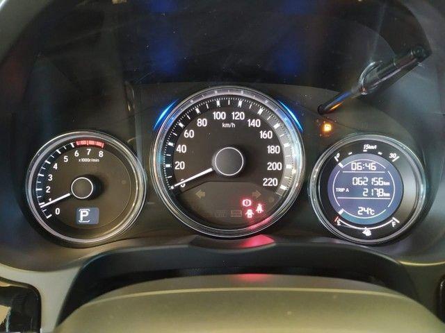 Honda City 1.5 EXL Aut - Foto 10