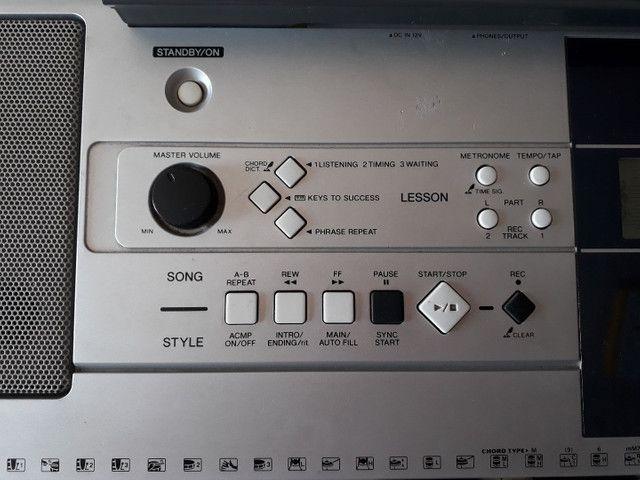 Teclado Yamaha PSR - E323 - Foto 6