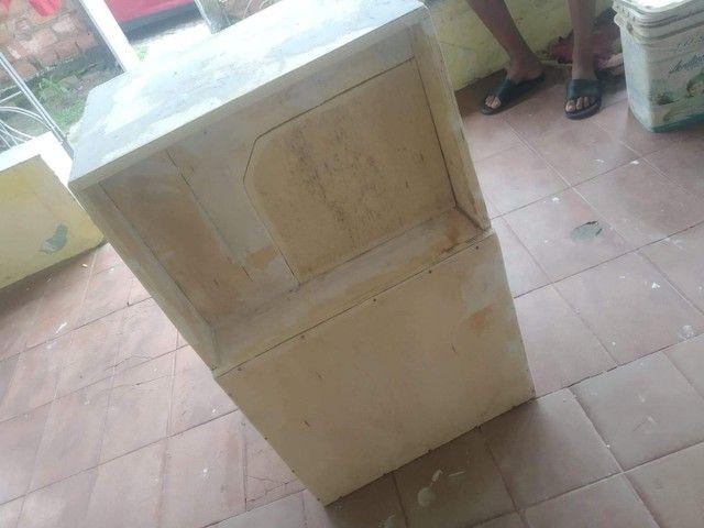 Vendo  projeto caixa Bob  para alto falante de 15 - Foto 3