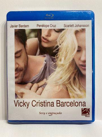 Vicky Cristina Barcelona - Blu Ray - Novo - Lacrado