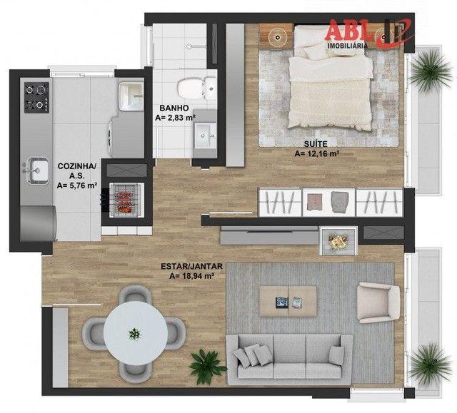 Apartamento Alto Padrão para Venda em Centro Gramado-RS - Foto 8