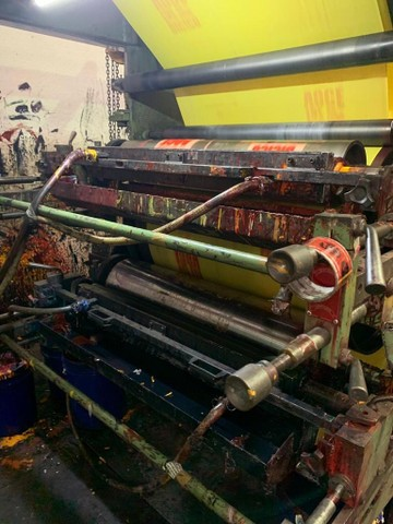 Impressora flexográfica 4 cores  - Foto 4