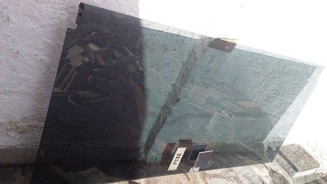 Porta de vidro com ferragem completa - Foto 2