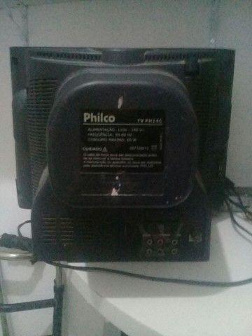 TV Philco PH14c - Foto 4