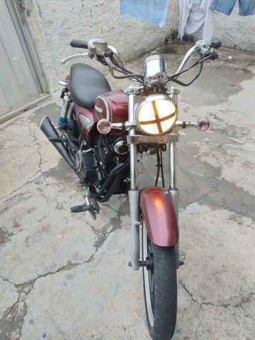 Moto Miragem 150