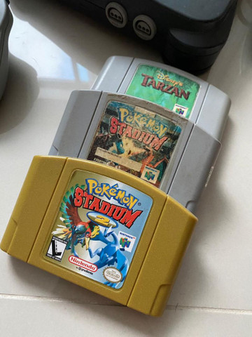 Nintendo 64 - Original! Completo!!! - Foto 6