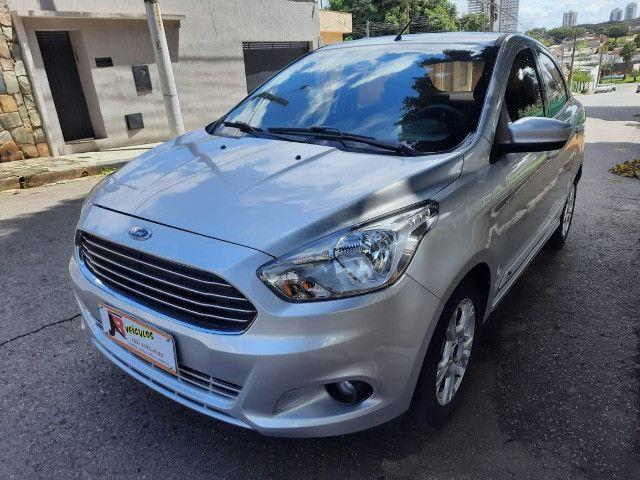 Ford ka sedan 1.5 sel 15/15 muito novo - Foto 2