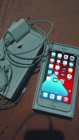 IPhone 8 Plus novo com pouco tempo de uso - Foto 5