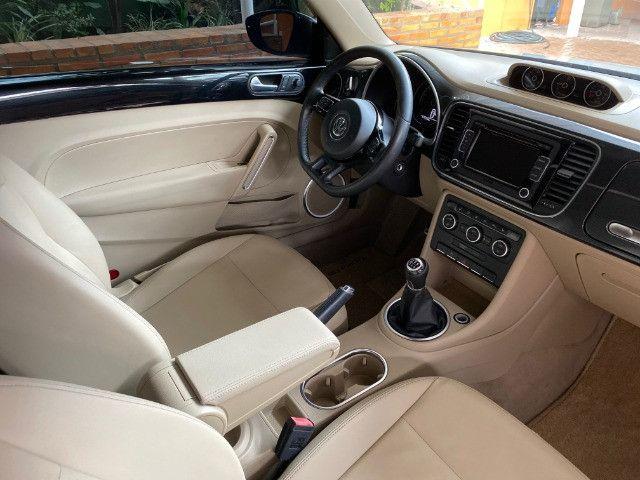 VW Fusca 2.0 TSi Turbo Manual 2013 + Teto, cheio de upgrades, 390 hp Rocket! - Foto 11