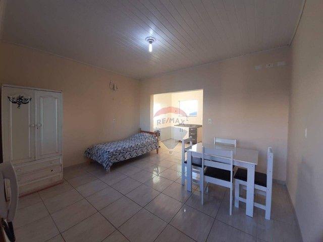Kitnet mobiliada com 1 dormitório para alugar, 30 m² por R$ 700/mês - Centro - Irati/PR - Foto 3