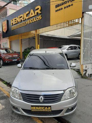 Renault/ Logan Expres. 1.0 16V Flex 2012/2013 Completo - Foto 8