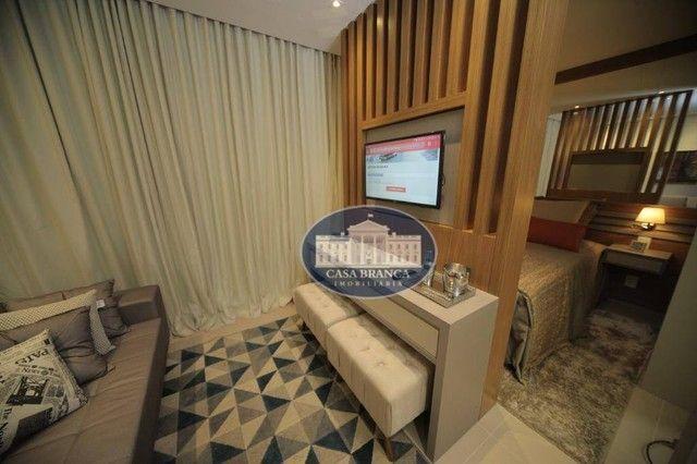 Apartamento com 1 dormitório à venda, 33 m² por R$ 244.500,00 - Jardim Nova Yorque - Araça - Foto 3