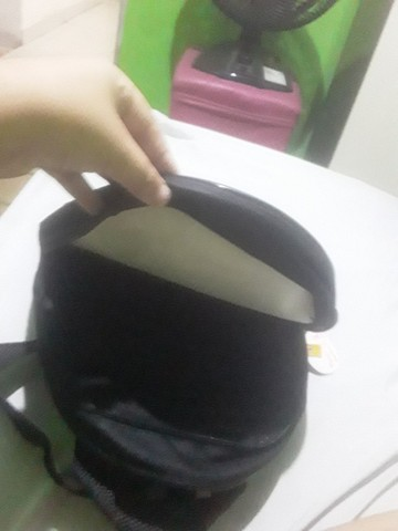 Bolsa do Lucas neto semi-nova - Foto 3