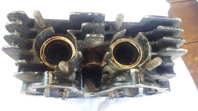 Cabeçote xlx 250 Usado 1 Carburador - Foto 3