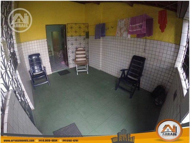 Casa com 3 dormitórios à venda, 200 m² por R$ 210.000,00 - Prefeito José Walter - Fortalez - Foto 2