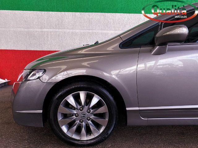 Civic LXl 1.8 Flex, Câmbio Automático, Impecável. Lindo Carro! - Foto 10