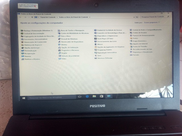 Notebook Intel Core i3 excelente