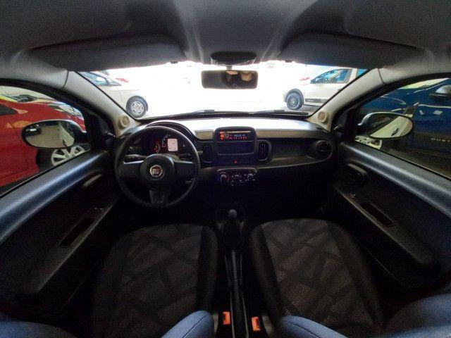 Fiat Mobi Like 1.0, única dona, garantia de fábrica até 2023, apenas 4.000 km! - Foto 12