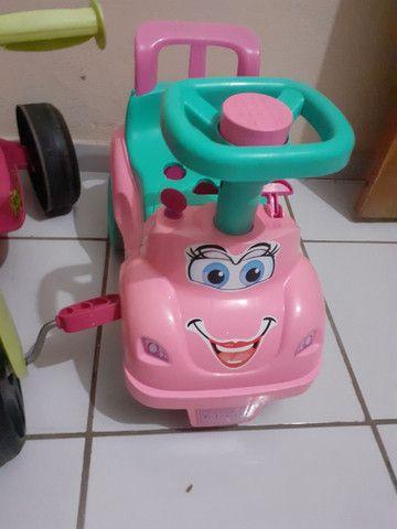 Triciclo e totoquinha ( brinquedos) - Foto 4