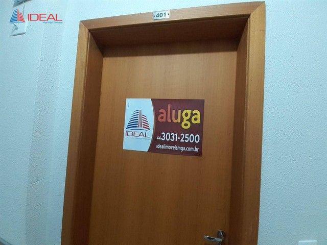 Apartamento com 1 dormitório para alugar, 27 m² por R$ 790,00/mês - Vila Esperança - Marin - Foto 2