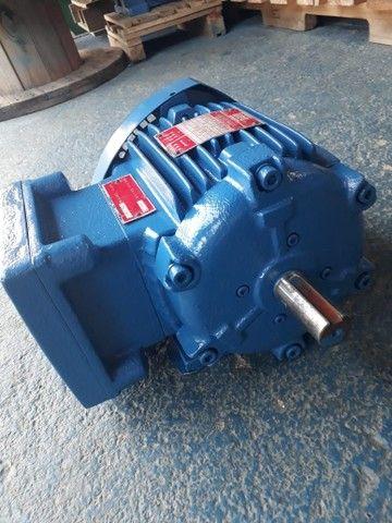 Motor elétrico trifásico 0.5 cv rpm 850 à prova de explosão. - Foto 5
