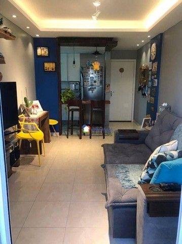 Apartamento com 2 dormitórios à venda, 64 m² por R$ 249.000,00 - Parque Amazônia - Goiânia - Foto 3
