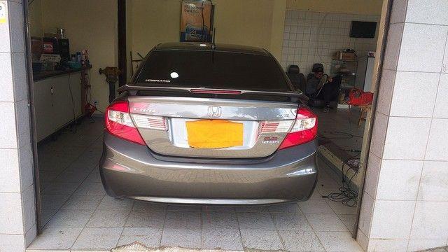 Civic 2.0 Lxr automático 2014 - Foto 12