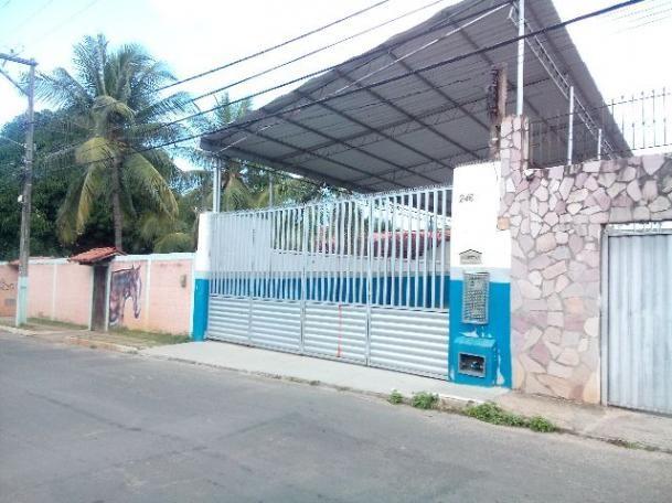 Galpão, Terreno com escritório e cobertura de zinco Lauro de Freitas