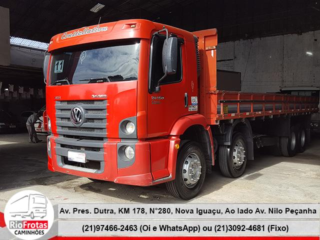 VOLKSWAGEN BITRUCK CONSTELLATION 24.250 CARROCERIA