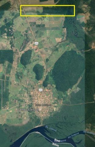 Terra em Costa Marques/RO R$15.000,00, pagamento facilitado